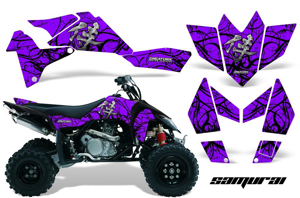 Details about SUZUKI LT-R 450 LTR450 CREATORX GRAPHICS KIT SAMURAI BPR