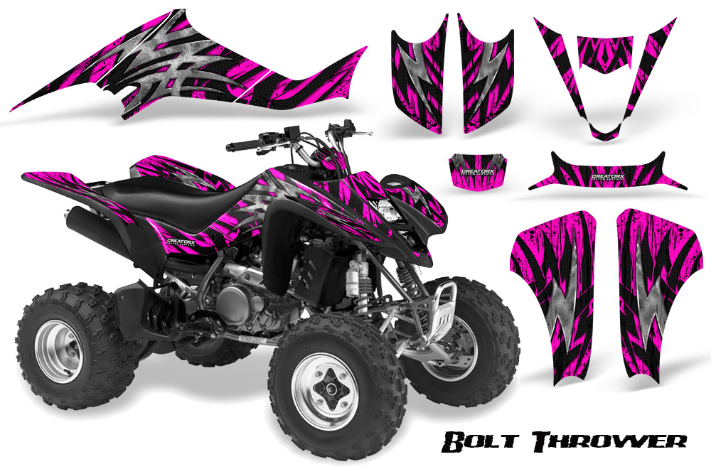 CAN-AM DS650 BOMBARDIER GRAPHICS KIT DS650X CREATORX DECALS STICKERS BTBL