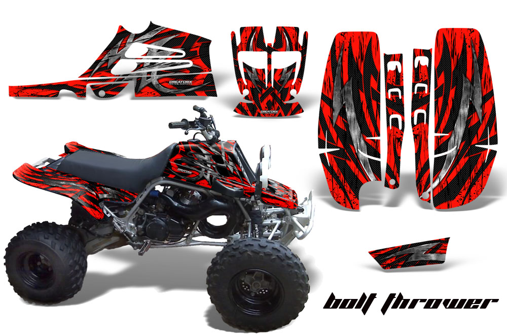 Can Am Ds 450 >> YAMAHA BANSHEE 350 FULLBORE PLASTICS CREATORX GRAPHICS KIT ...