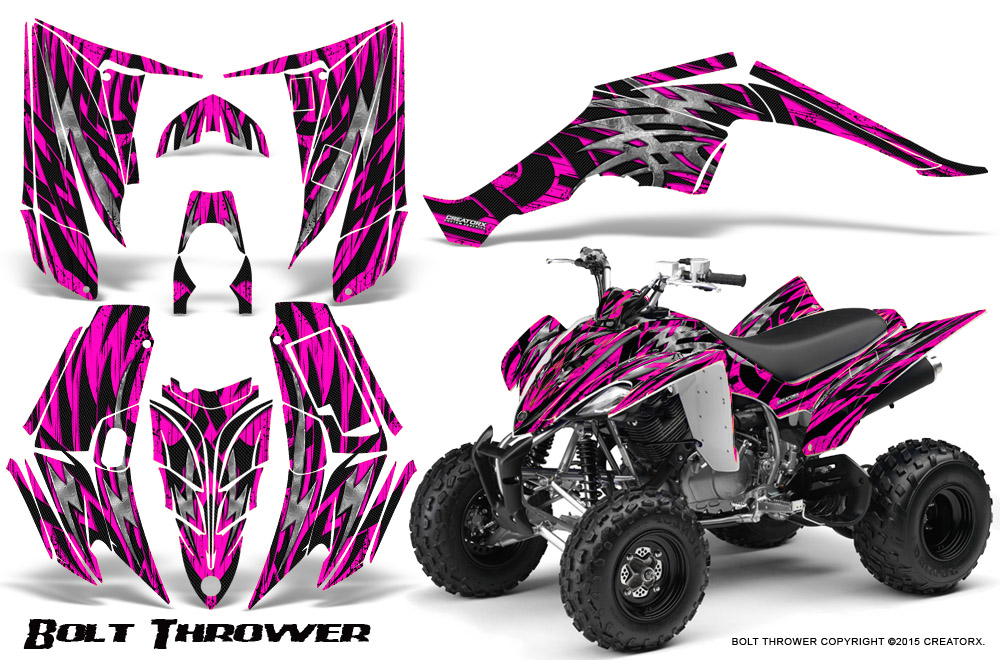 Can-Am Renegade Graphics Kit by CreatorX Decals Stickers DFRY