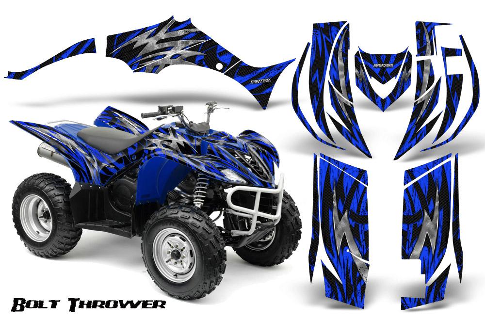 Yamaha Wolverine 2006 2012 Graphics Kit Creatorx Decals