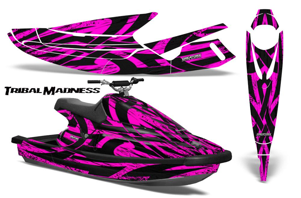 Yamaha Waveblaster Decals