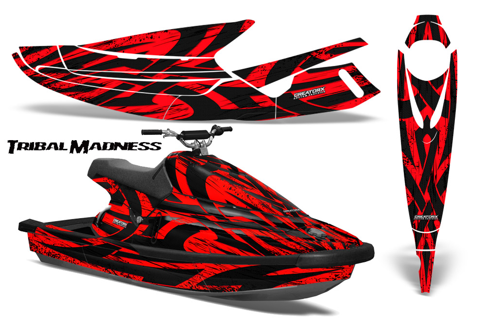 Yamaha Waveblaster Jet Ski Graphics Kit 93 96 Creatorx