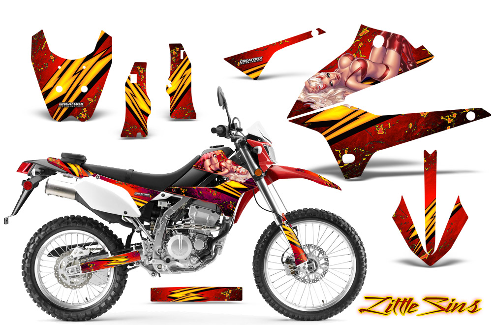 Graphics For Red Bull Klx  Graphics Wwwgraphicsbuzzcom - Red bull motorcycle custom stickers