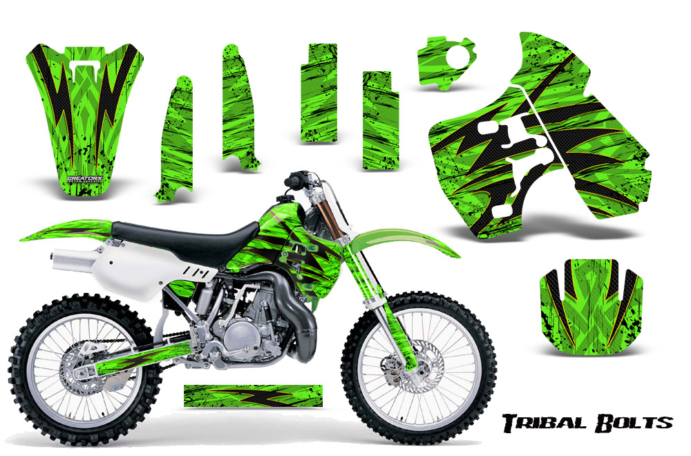 Tribal Motorcycle Graphics : Motorcycle Tribal Graphics Graphic kits depot