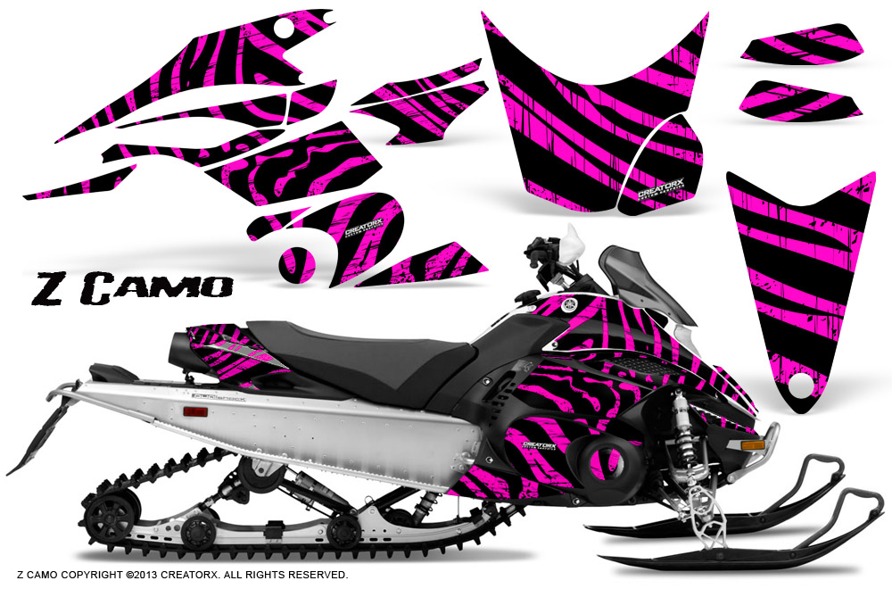 Yamaha Nytro Graphics