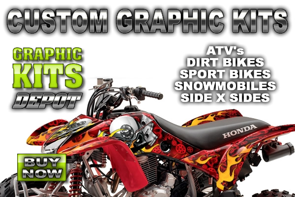 Atv Graphics Decals
