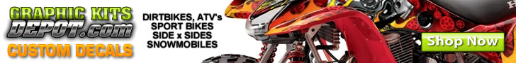 Dirt Bike Graphic Kits