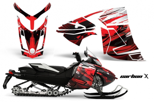 Ski-Doo Rev XR 2013-2016 Graphics Kit