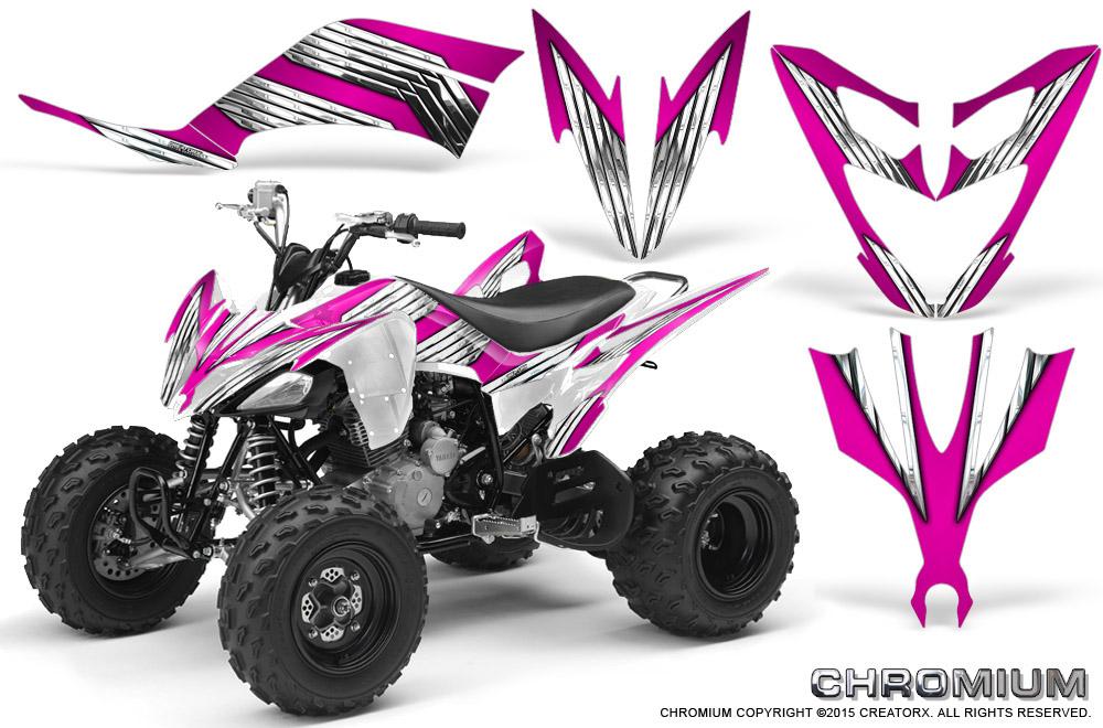 Yamaha Raptor 250 Graphics Kit