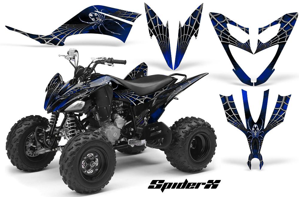 Yamaha Raptor Decal Kits