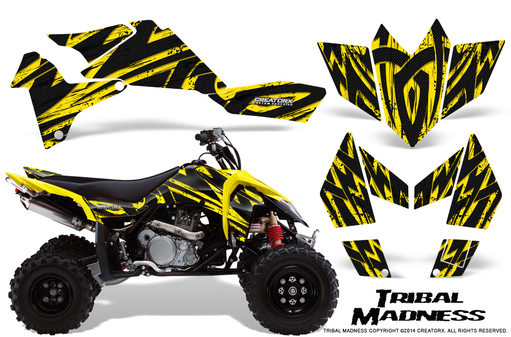 Suzuki Ltr  Quadracer Graphics Kit