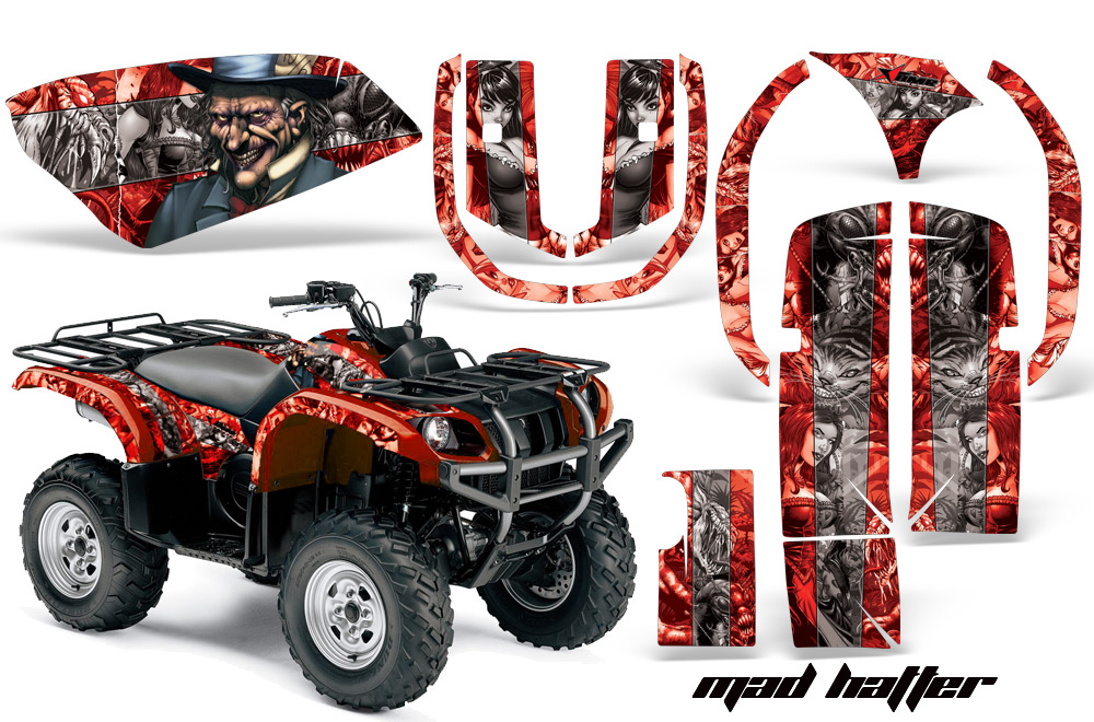 Yamaha Grizzly 660 >> Yamaha Grizzly 660 Graphics Kit