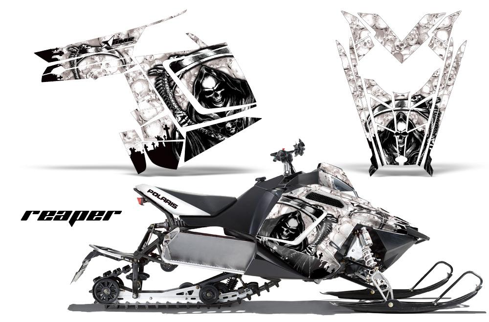 Polaris PRO RMK RUSH Graphics Kit - 2011-2014 - 173