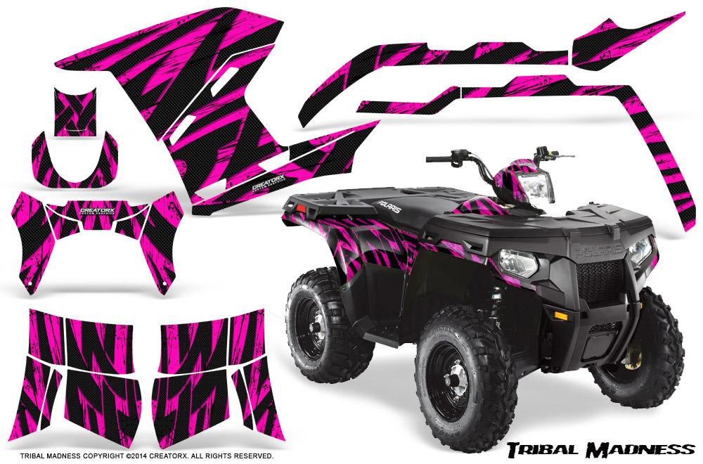 Polaris Sportsman 500 800 2011 2015 Graphics Kit
