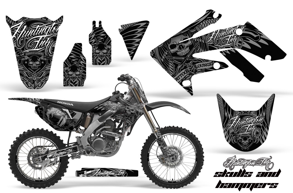 honda crf250r graphic kits 2004-2012