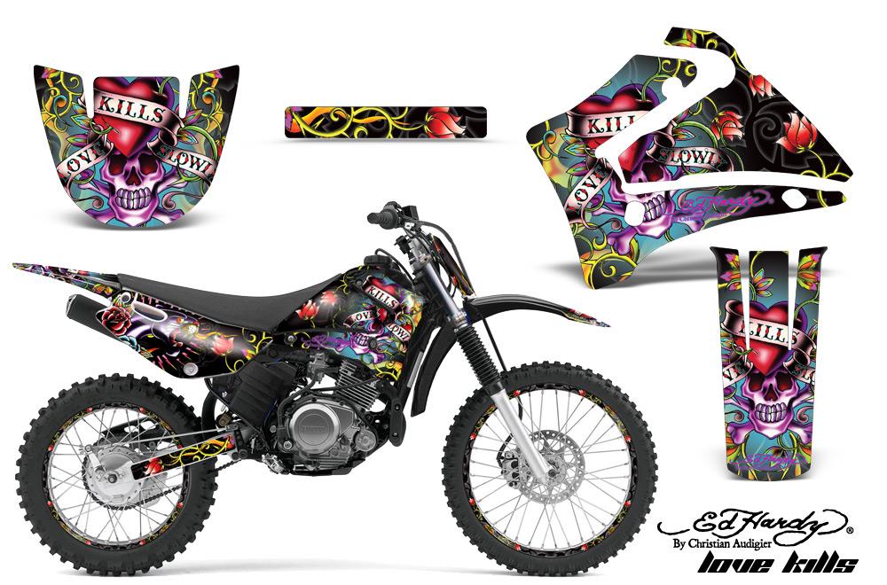 Yamaha TTR125 2000 2015 Dirt Bike Graphics Kit RLQCVZlG