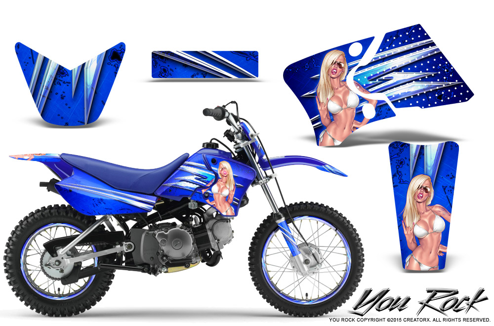 Yamaha Ttr  Graphics Kit