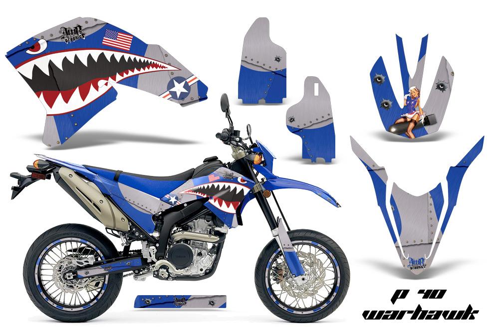 Yamaha Wr  Body Kit