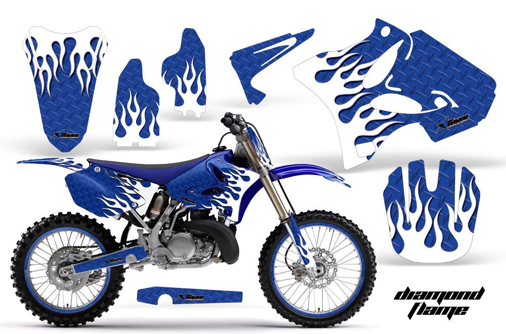 Yamaha Retro Graphic Kits