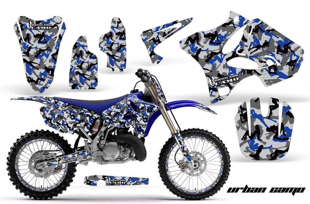 Yamaha YZ125 YZ250 2 Stroke Graphics Kit 1996-2013 - 225