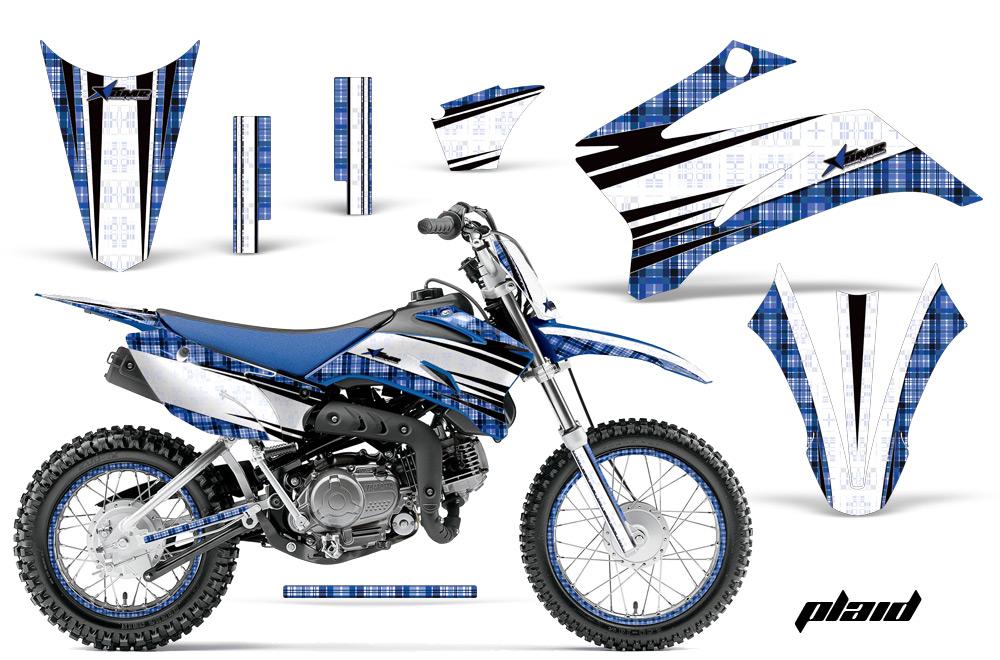 Yamaha TTR110 2008-2016 Graphics Kit