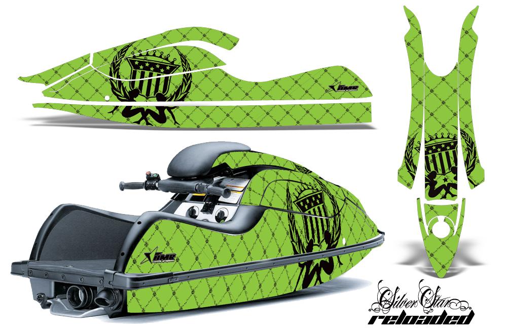 Kawasaki Jet Ski Ssr