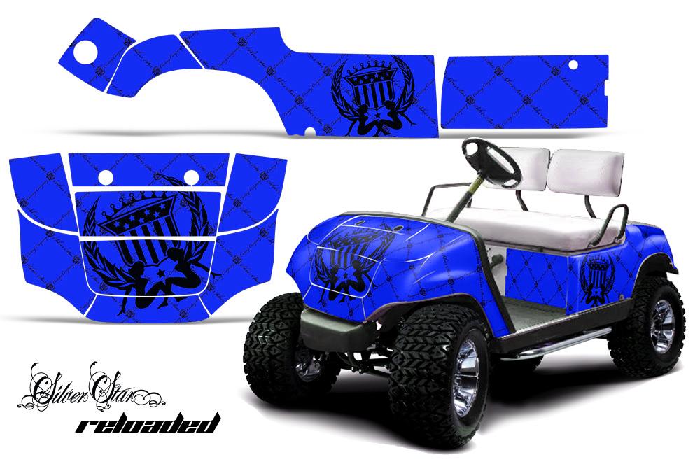 yamaha golf cart 1995 2006 graphics kit
