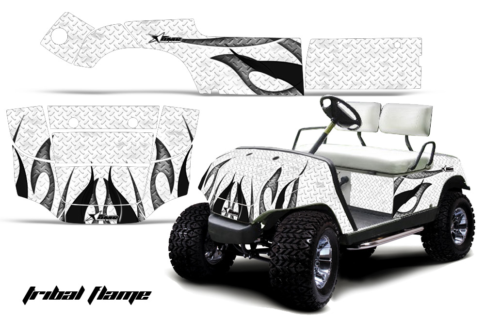 yamaha golf cart 1995 2006 graphics kit