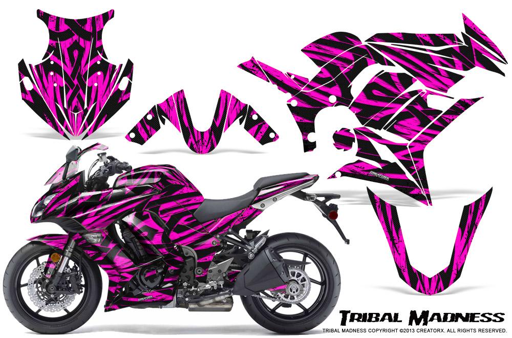 Need A Pink Bike Here Ya Go Kawasaki Ninja Pink