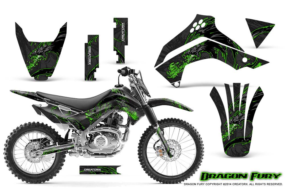 Kawasaki Klxspecs