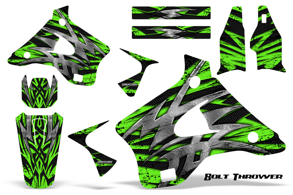 Kawasaki Kx125 Kx250 1994 1998 Graphics Kit