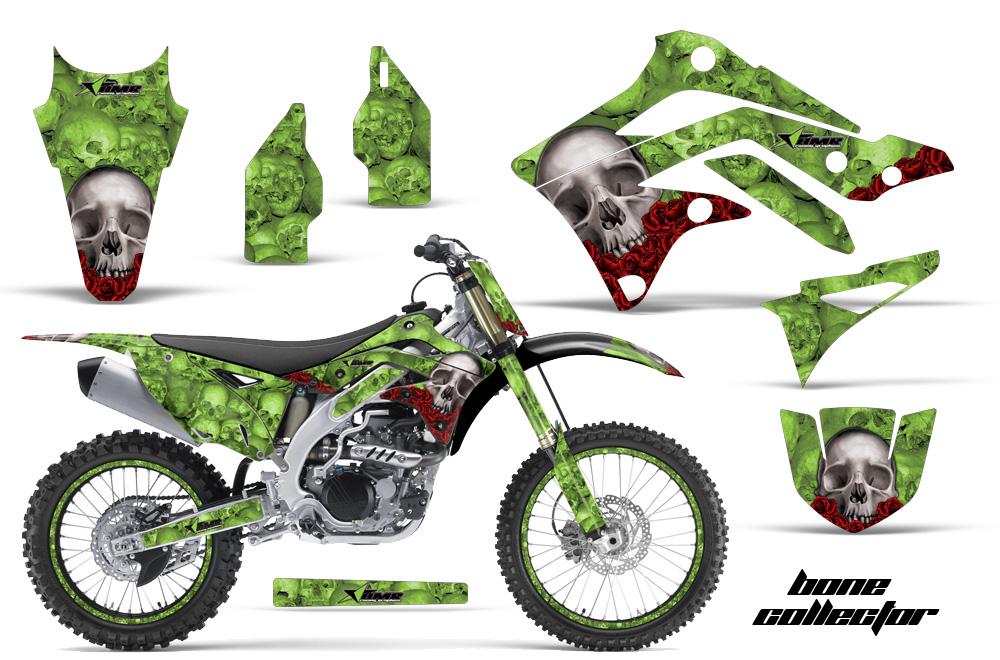 Kawasaki Kxf Graphic Kits