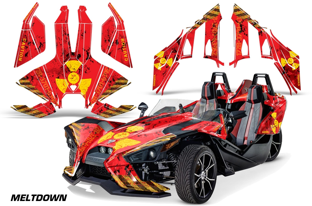 Polaris Slingshot Sl 2015 2016 Graphics Kit