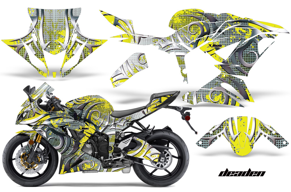 Kawasaki R Ninja Graphics Kit