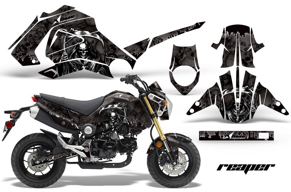 2015 Honda Grom >> Honda Grom 125 Graphics Kit 2013-2015