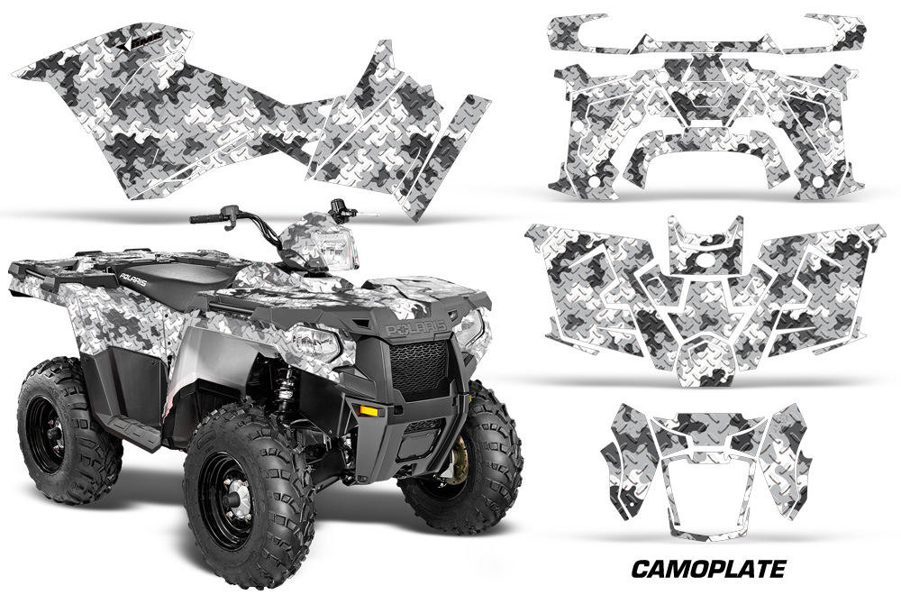Polaris Sportsman 2018 >> Polaris Sportsman 325ETX 450 570 2014-2018 Graphics Kit