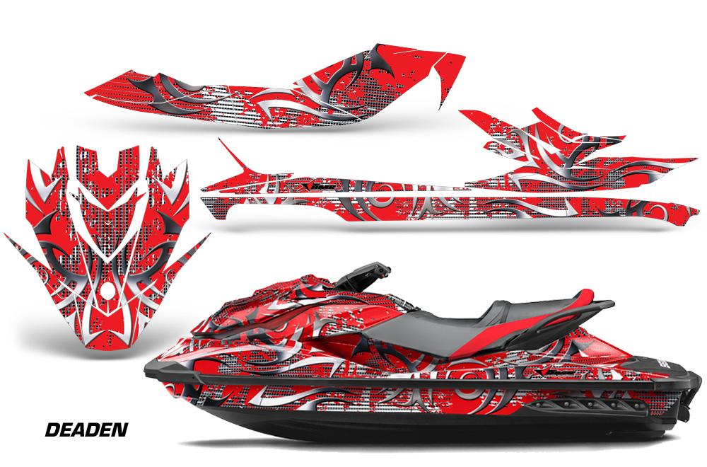 Sea Doo Gti 130 >> Sea Doo GTI/GTR/GTS HD Sitdown 2011-2014 Jet Ski Graphics Kit