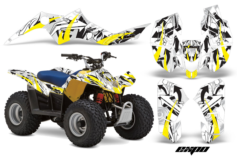 Suzuki Ltz Graphics Kit
