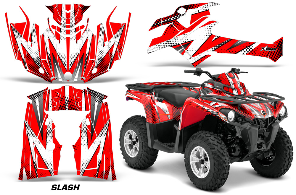 Can Am Outlander Max 2018 >> Can-Am Outlander 450 570 L Max-L DPS 2014-2018 Graphics Kit