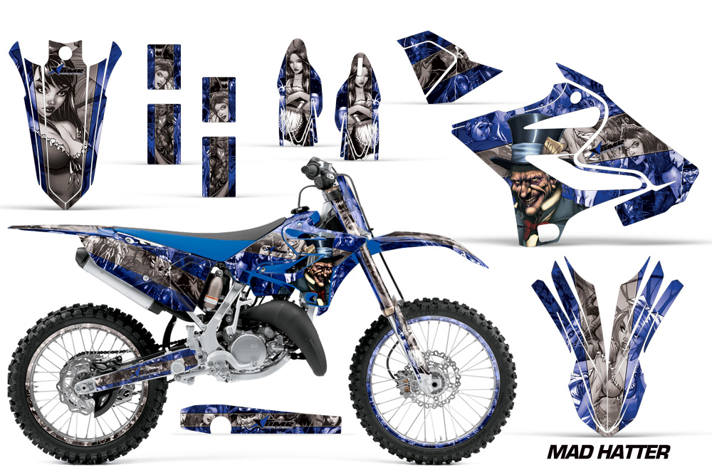 Yamaha Yz Graphics Kit