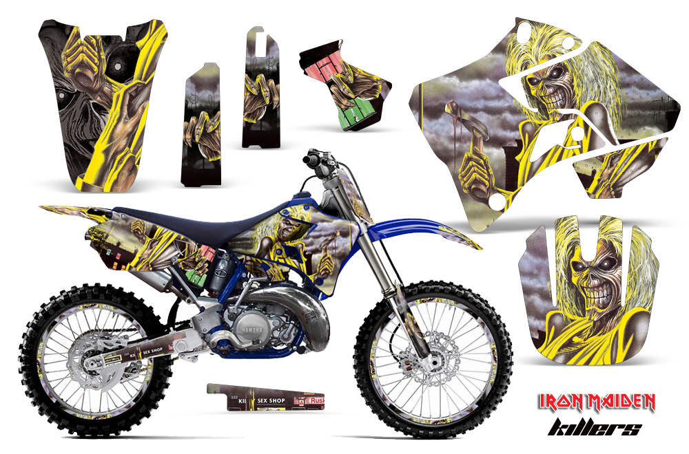 Graphic Kits For Yamaha Yz
