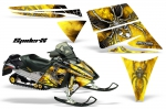 Ski-Doo Can-Am Rev Graphics Kit