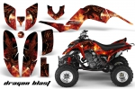 CREATORX DRAGONBLAST ATV Graphic Kit