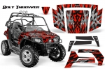 Polaris RZR 800 800s 2006-2010 Graphics Kit