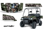 Polaris Ranger 500 XP, 700 XP 2005-2008 UTV Graphics Kit