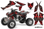 Honda TRX 450R Graphics Kit 2004 - 2012
