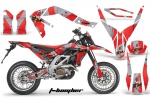 Aprilia SXV RXV 450 5.5 Graphics Kit