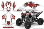 Yamaha Raptor 700 Graphics Kit 2006-2012