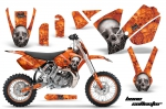 KTM SX 65 Graphics Kit 2002-2008